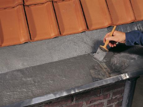 Preparat do uszczelnienia dachu z papy zimą i podczas deszczu Fillcoat tarasu balkonu komina papy masa uszczelniająca