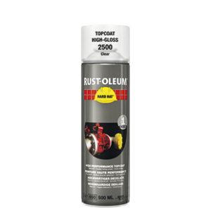 Bezbarwny lakier farba spray Rust Oleum 2500 Hard Hat