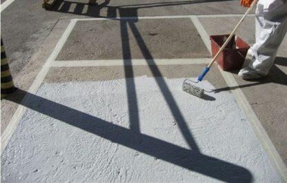 Farba do malowania asfaltu Tarmacoat Rust Oleum