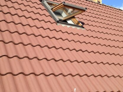 Farba do malowania dachówek Dac Hydro Plus