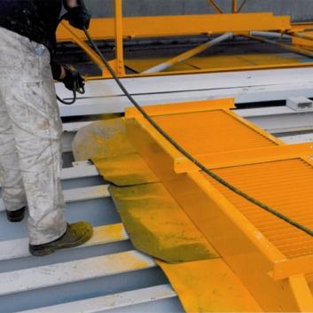 Farba do metalu 7500 Alkythane alkidowa Rust Oleum