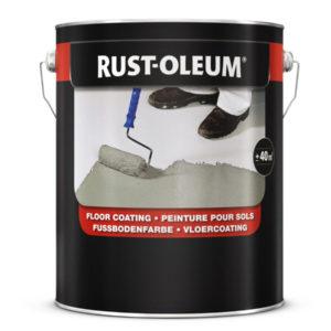 Farba do malowania posadzek 7100 Rust Oleum na beton do betonu farby