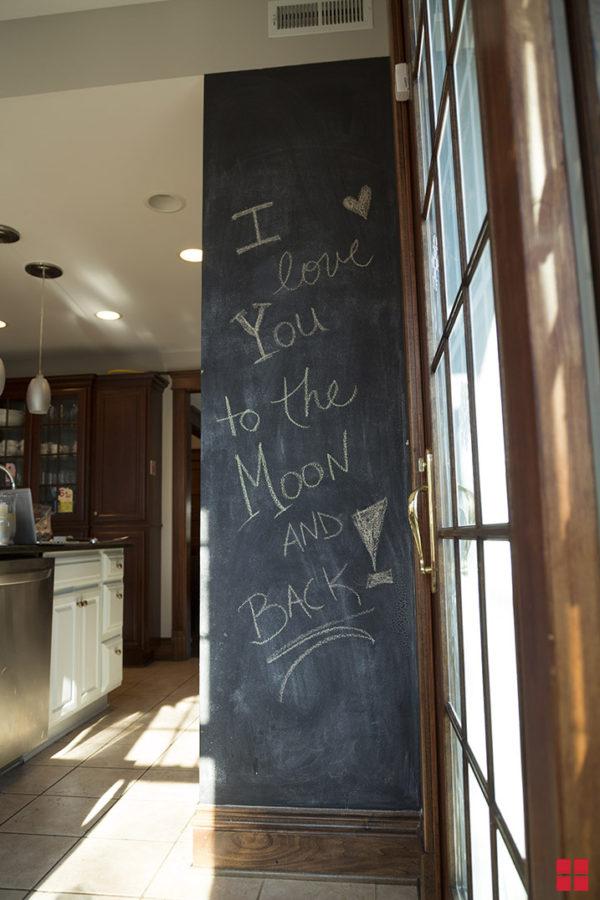 Farba do tablicy do pisania kredą Rust Oleum Chalkboard Paint tablicowa czarna rysowania kredowa