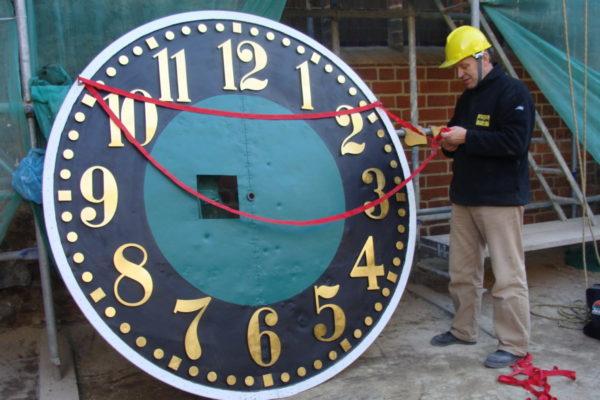 Farba do malowania zegarów Noxyde na zegary zegar na metal noxyde antykorozyjna do metalu na rdze farby nawierzchnia antykorozyjne nawierzchniowa antykorozja zabezpieczenie malowanie