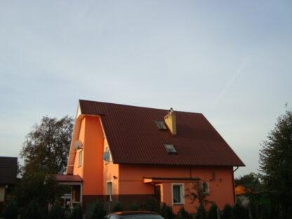 Farba do malowania dachu z metalu i blachy Noxyde