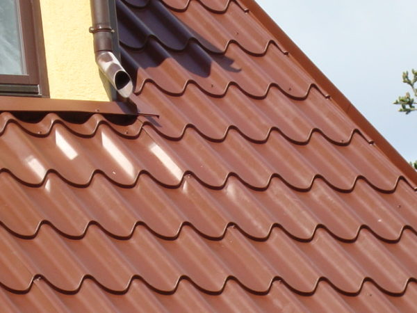 Farba na dach metalowy