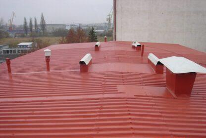 Farba na dachy metalowe i blaszane Noxyde