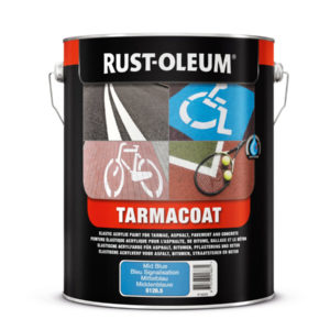 Farba na asfalt i beton Tarmacoat Rust Oleum do malowania asfaltu do betonu