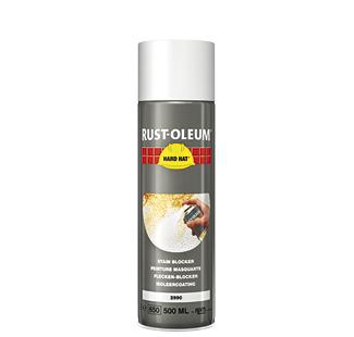Farba na zacieki i plamy Rust Oleum 2990 Hard Hat spray