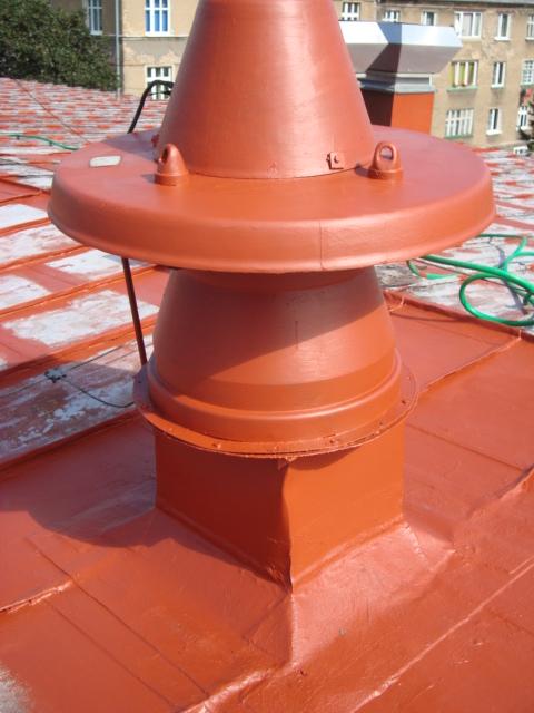 Farba do uszczelniania kominów Noxyde