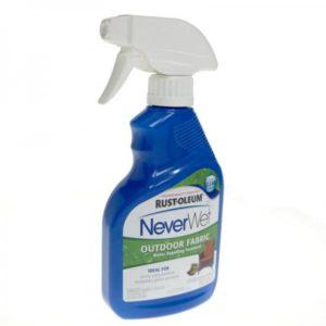 Neverwet Rust Oleum Outdoor Spray farba hydrofobowa superhydrofobowa hydrofobowy odpychający wodę