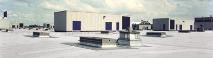 Ochrona termiczna dachu Dac hydro alu farba powłoka odbijająca światło