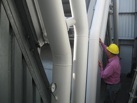 Farba na dach metalowy Noxyde Peganox do dachów metalowych malowanie antykorozyjna na metal blachę farby