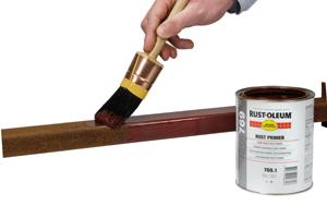 Podkład antykorozyjny na metal 769 Rust Oleum grunt malowanie stal na rdzę