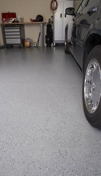 Farba do garażu Epoxyshield Maxx Rust Oleum posadzka beton malowanie