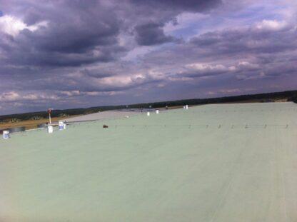 Uszczelnienie przecieków na dachu Dacfill