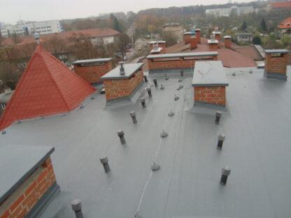 Elastyczne pokrycia dachowe Dacfill