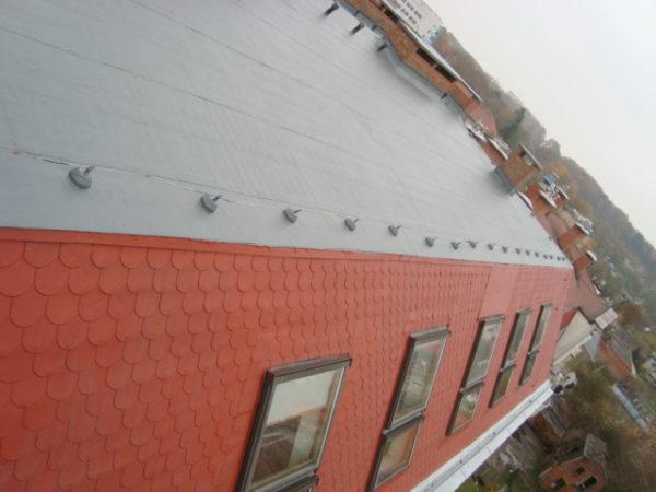 Uszczelnienie papy Dacfill masa uszczelniająca pokryć powłok farby uszczelnienie dachu dachów do powłoki dachowe membran bezspoinowych pokrycia naprawy napraw dachowych