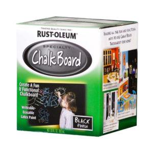 Farba tablicowa do pisania kredą Rust Oleum Chalkboard rysowania do tablicy kredowa