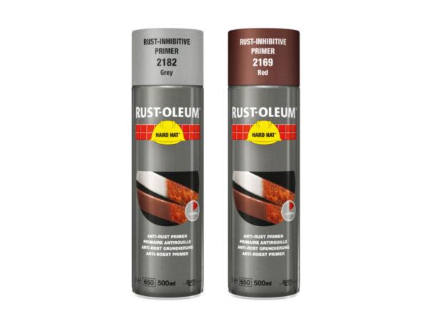 Podklad antykorozyjny w sprayu Rust Oleum 2169 Hard Hat
