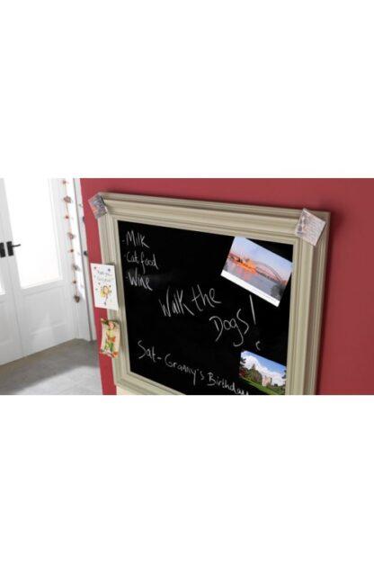 Farba tablicowa czarna w sprayu - Rust Oleum do pisania kredą