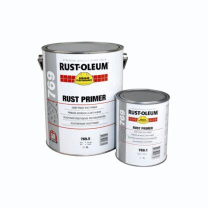 Rust Oleum 769/780/788 Grunt antykorozyjny na metal Podkład do metalu