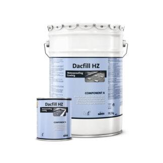 Dacfill hz uszczelnienie tarasu balkonu farba masa uszczelniająca malowanie