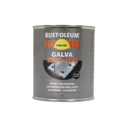 Farba cynkowa z aluminium 1017 Rust Oleum Galva Zinc Alu Galwanizacja na zimno