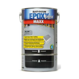 Farba do malowania garażu Rust Oleum Epoxy Shield posadzki beton żywica