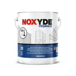 Farba na dach metalowy Noxyde Peganox do dachów metalowych malowanie z blachy