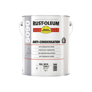 Farba antykondensacyjna na pleśń do kuchni i łazienki Rust Oleum 5090 do wilgotnych pomieszczeń
