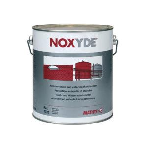 farba na rdze i ocynk antykorozyjna Noxyde farby na metal do metaly na rdze