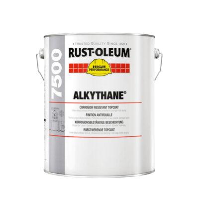 Farba nawierzchniowa do metalu Rust Oleum Alkythane 7500 antykorozyjna