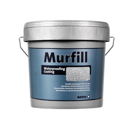Farba elewacyjna elastyczna do murów Murfill Rust Oleum na mury elewacje do elewacji malowanie beton