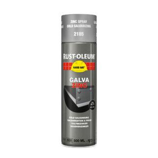 Ocynk w sprayu Galva Zinc 2185 Rust Oleum cynk spray farba cynkowa cynkowanie na zimno