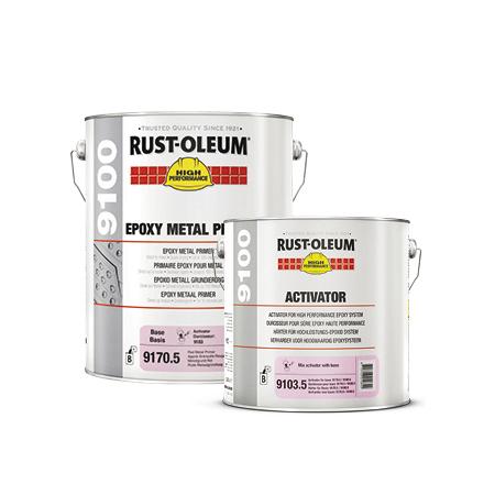 Podkład epoksydowy Rust Oleum 9170 - 9180 Grunt