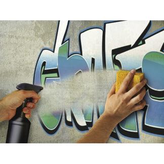 Preparat do usuwania graffiti usuwanie mycie zmycie