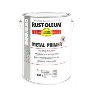 Szybkoschnacy grunt antykorozyjny 569 Rust Oleum Podkład grunty podkłady antykorozyjne na metal do metalu na rdze