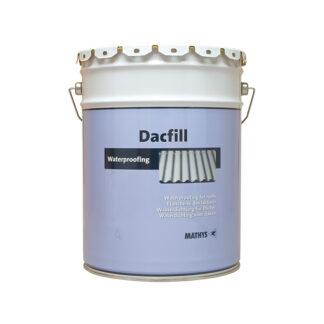 Uszczelnienie papy i dachu Dacfill Naprawa przecieku farba na papę Rust Oleum