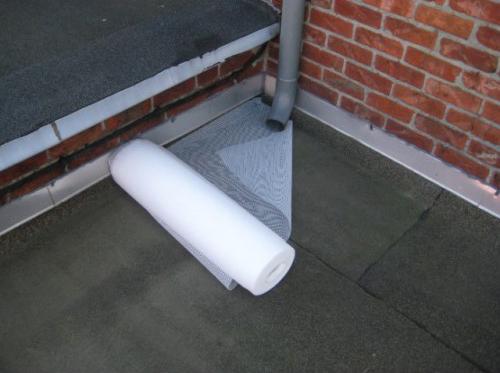 siatka włóknina wzmacniająca do dachu