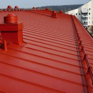 Jak pomalowac dach z blachy