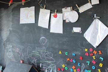 Farba magnetyczna tablicowa Rust Oleum do pisania rysowania kredą czarna tablicowa powłoki