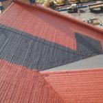 Farba oraz uszczelnienie do gontów dachowych i płyt bitumicznych środek preparat masa uszczelniająca ochrona zabezpieczenie