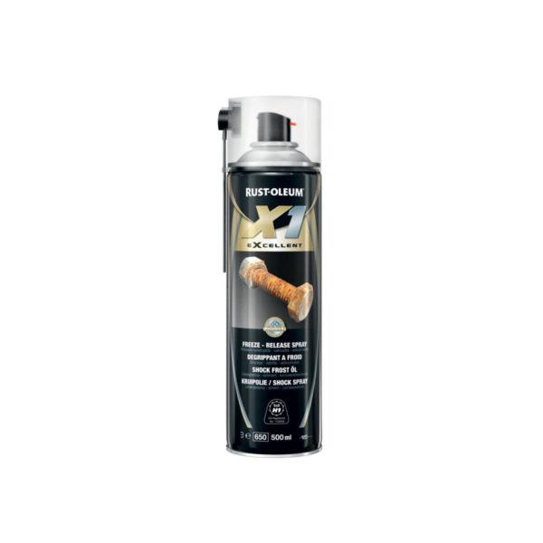 Odrdzewiacz zamrażający w sprayu – Rust-Oleum X1 1614