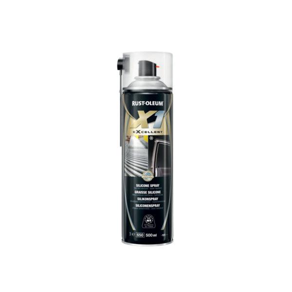 Smar silikonowy w sprayu Rust-Oleum X1 1615