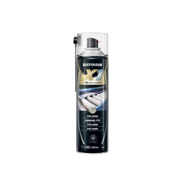 Suchy smar teflonowy PTFE w sprayu X1 1618 Rust Oleum