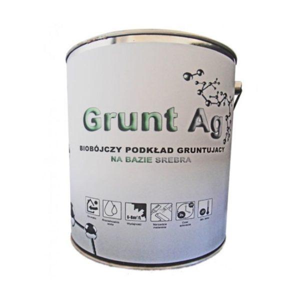Podkład na pleśń do ścian i sufitów Grunt Ag, grzybobójczy, pleśniobójczy, grzyba, przeciwgrzybiczy